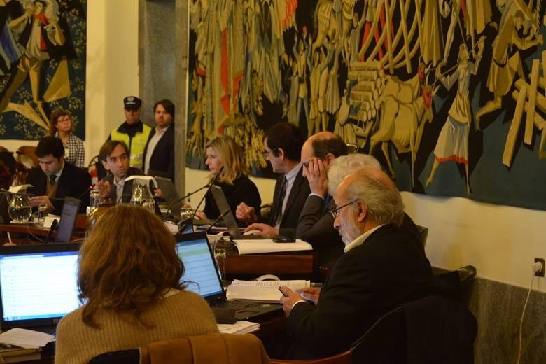 TAP foi um dos temas em destaque da reunião do executivo da câmara do Porto