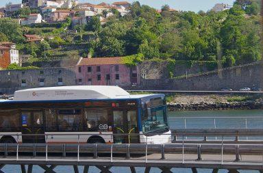 Os operadores mais apontados na zona do Porto são a STCP, o Metro do Porto e a CP