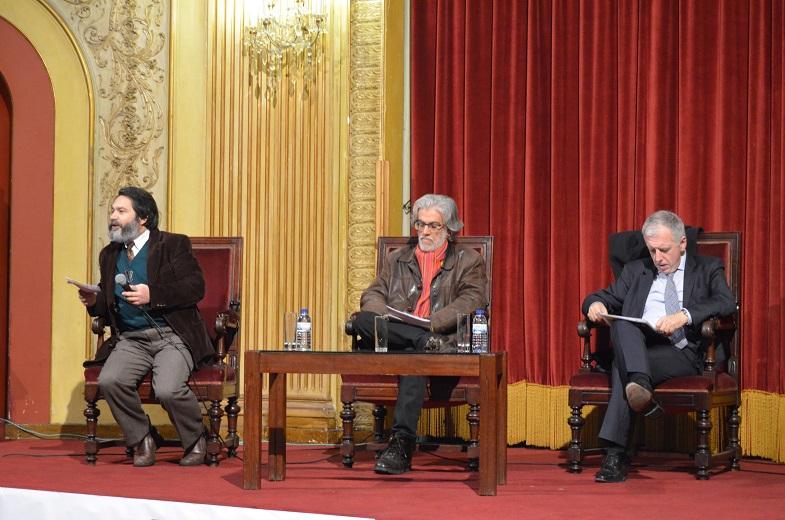 Os convidados discutiram os Direitos Humanos nos países da lusofonia