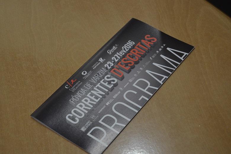 A 17ª Edição do Correntes D'Escritas decorreu entre os dias 23 e 27 de fevereiro na Póvoa de Varzim