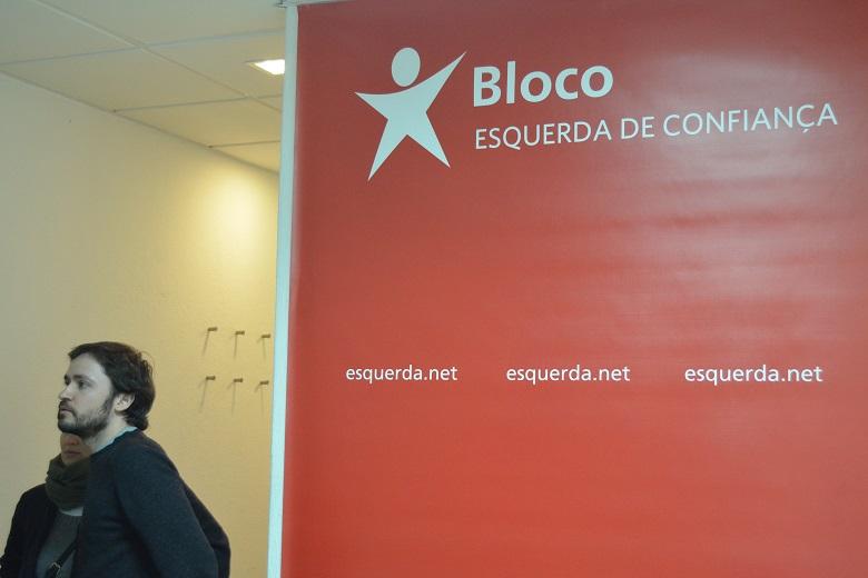 José Soeiro, deputado do Bloco de Esquerda, quer salas de consumo assistido