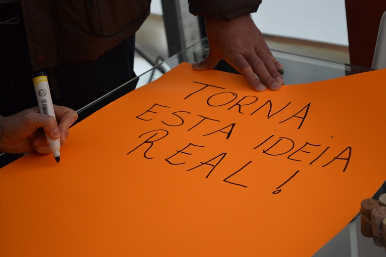 O evento contou com associações vinculadas à Universidade do Porto