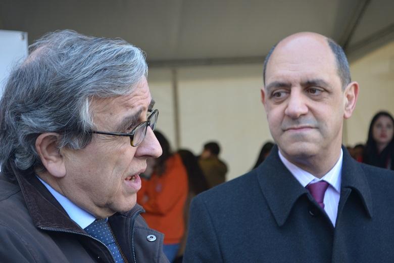 O evento contou com a presença do reitor Sebastião Feyo de Azevedo e com o vereador da Câmara Municipal do Porto, Manuel Pizarro