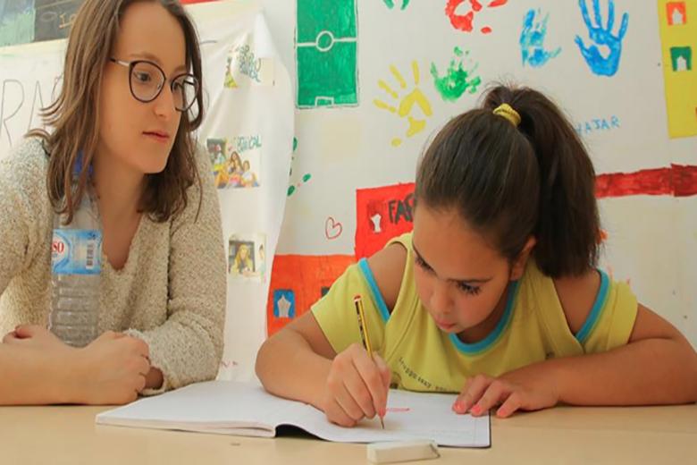 """O projeto é inédito em Portugal. A """"FAP no Bairro"""" foi concebido e é mantido por estudantes universitários."""