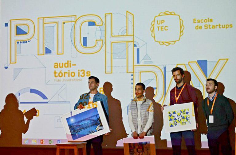 """A sexta edição do Pitch Day do UPTEC distinguiu uma """"startup"""" de ecologia urbana"""