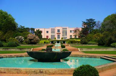 A Fundação de Serralves foi criada em 1989 e é um dos principais museus de Arte Contemporânea do país