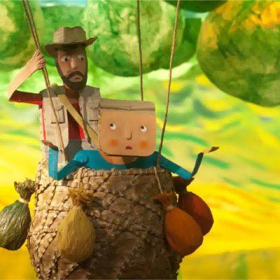 """""""Dodu"""": Cinema de Animação"""
