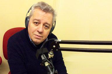 """Francisco Amaral entrou na rádio em 1970. O seu """"Íntima Fracção"""" chegou ao FM em 1984"""