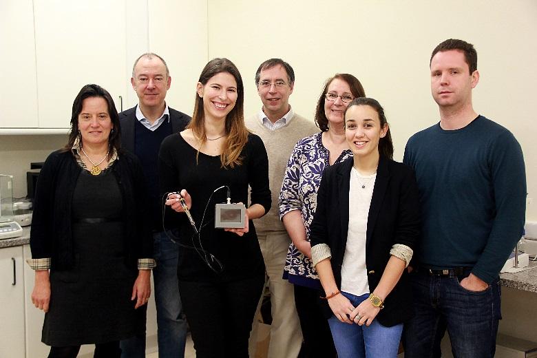 Os investigadores da Universidade do Porto criaram um aparelho para controlar o teor de sal na comida