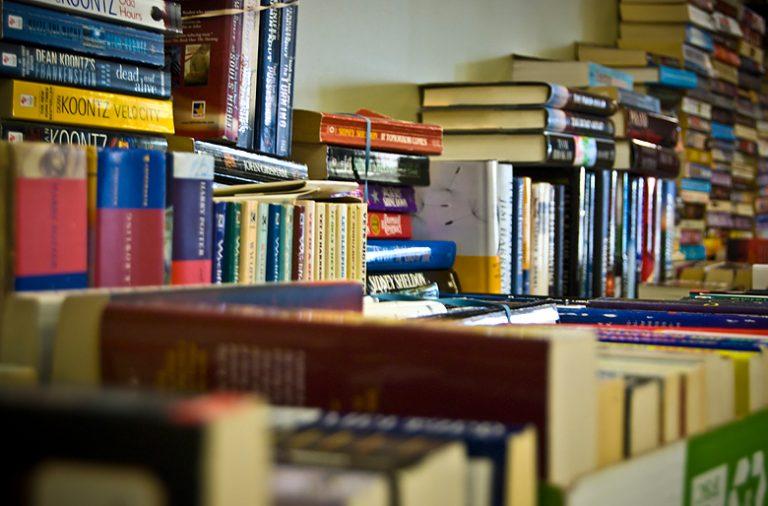 A iniciativa Outlet do Livro realiza-se no Pavilhão Rosa Mota entre os dias 17 de fevereiro e 6 de março