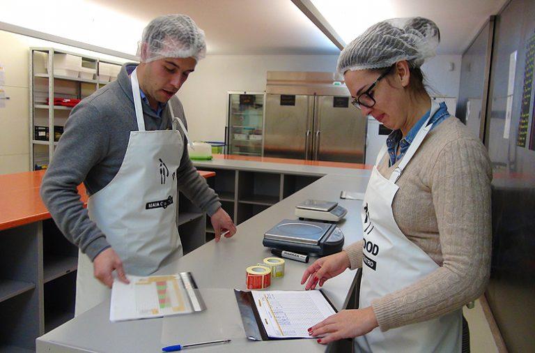 """A """"Refood"""" já tem 26 núcleos distribuídos pelo país para ajudar famílias carenciadas"""