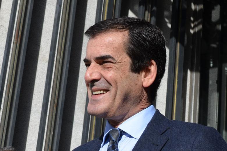 Rui Moreira voltou a falar da TAP esta terça-feira no Porto