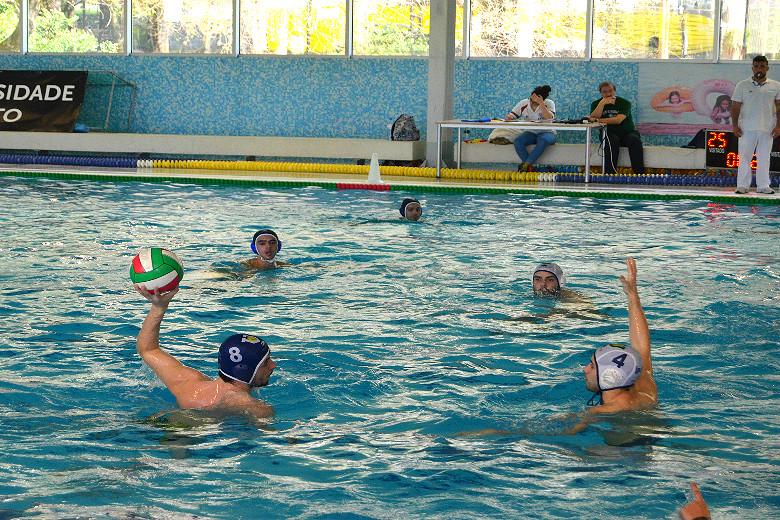 A Universidade do Minho venceu por 30-1 a Universidade de Aveiro