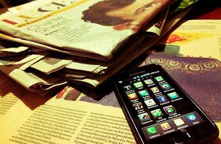 Os conteúdos jornalísitcos são cada vez mais acedidos através de meios digitais