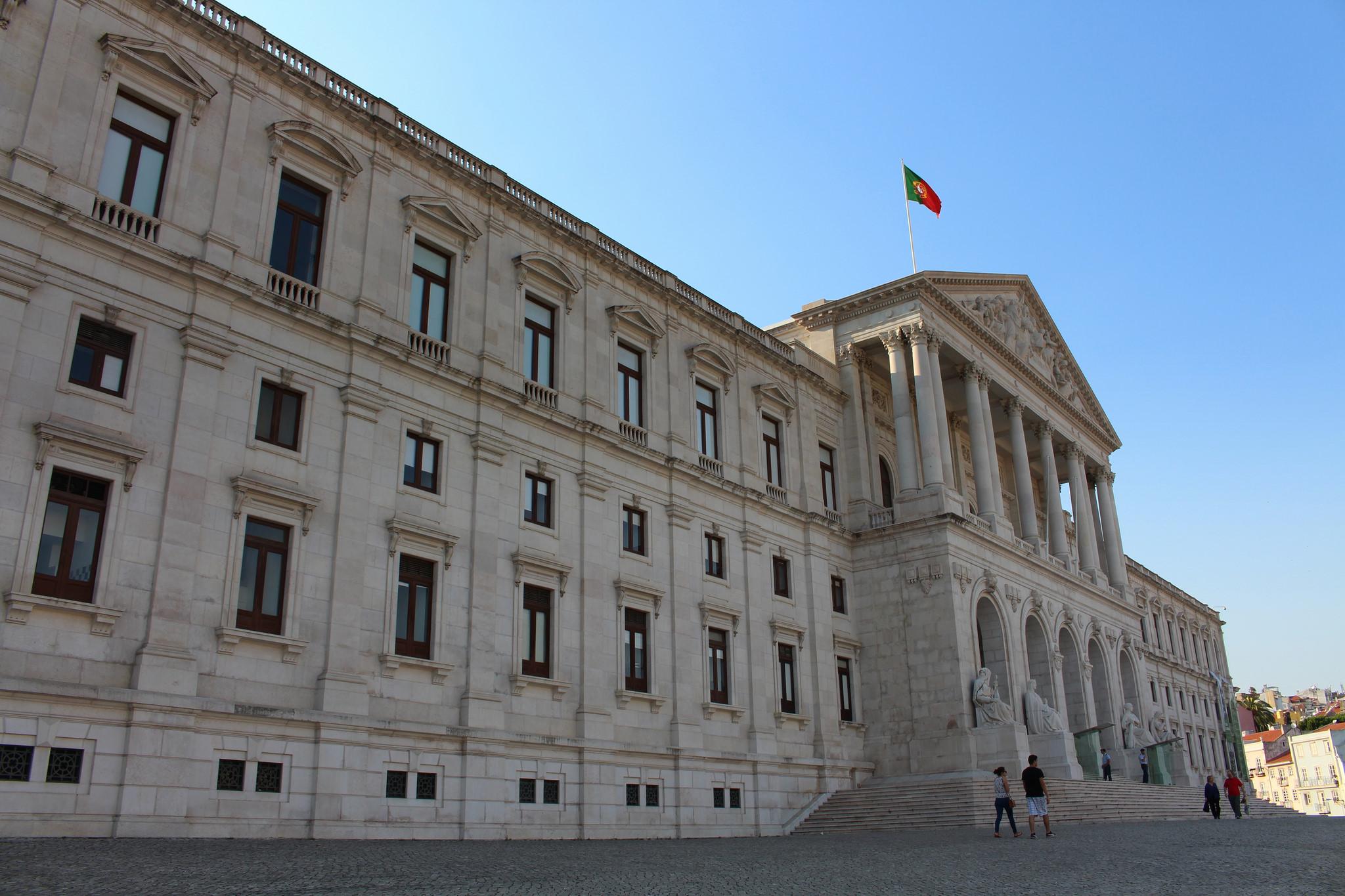 O Plano Nacional de Reformas estará esta quarta-feira em discussão na Assembleia da República