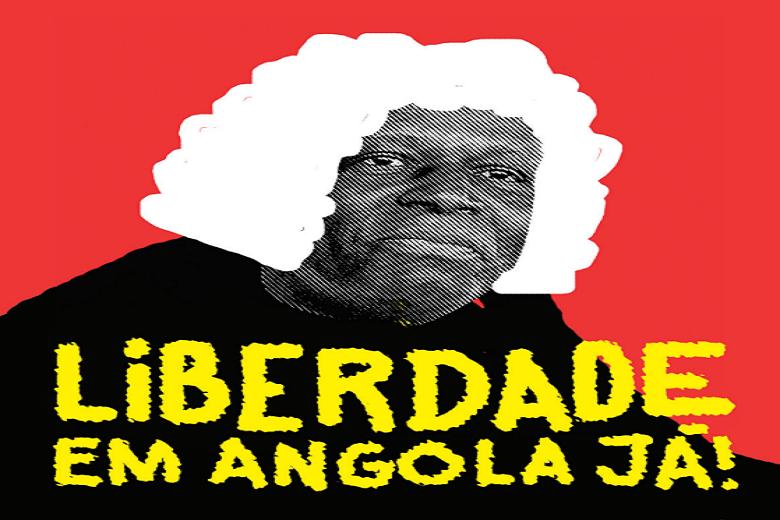 O presidente de Angola, José Eduardo dos Santos, está no poder há 36 anos.