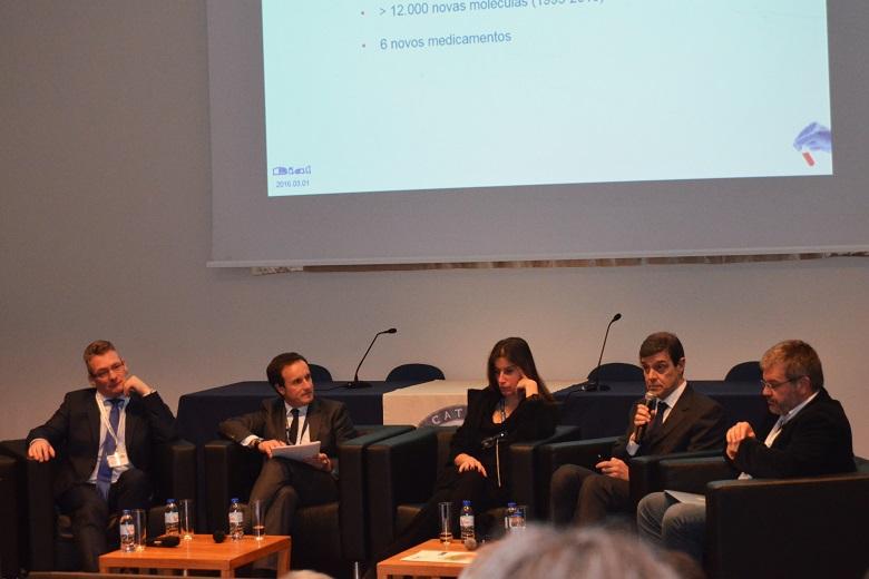 Luís Portela, diretor da Bial, falou sobre os desafios que o grupo farmacêutico tem de enfrentar