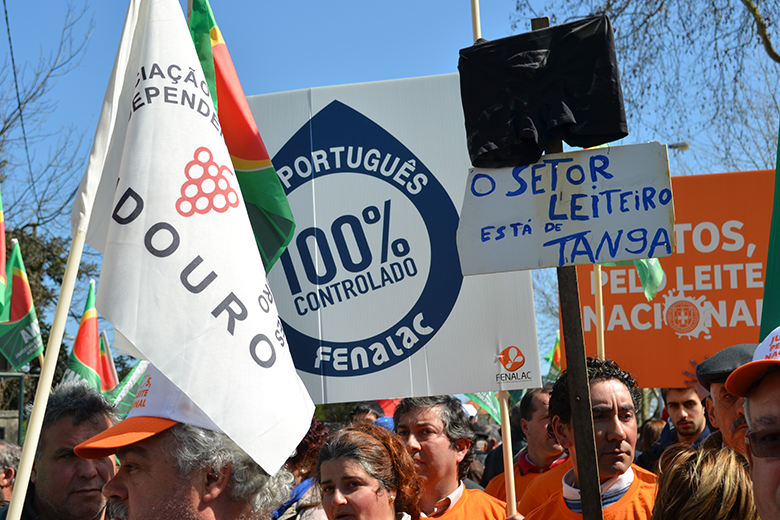 Produtores garantem a qualidade do leite português
