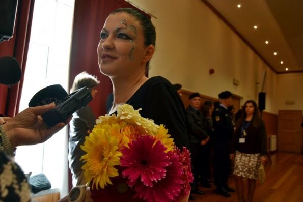 Magda espera sair em breve para viver com o filho