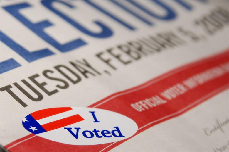 Cinco estados norte-americanos foram a votos esta terça-feira