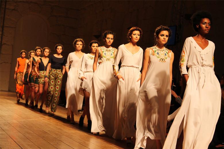 Numa parceria com o Portugal Fashion, as marcas moçambicanas forom um dos grandes destaques desta edição