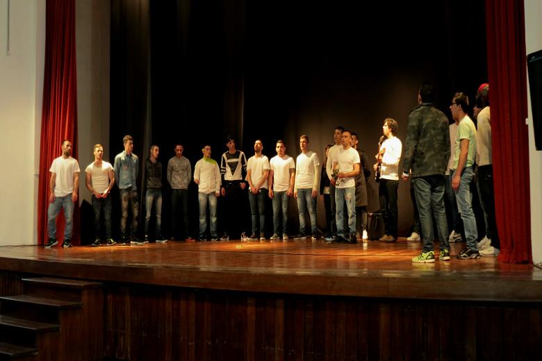 Mais de uma centena de jovens reclusos participaram no Projeto ECOAR