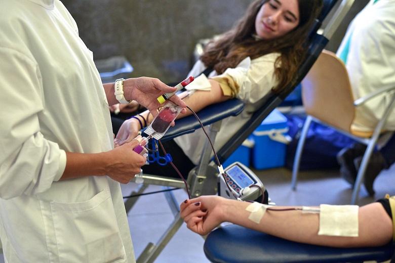"""A """"Mega Dádiva de Sangue e Medula Óssea"""" vai decorrer até abril nas diferentes escolas da Academia"""