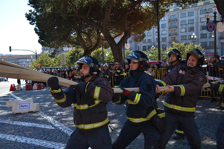 O Dia Internacional da Proteção Civil foi comemorado esta terça-feira.