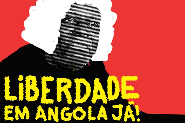 O presidente de Angola e líder do MPLA, José Eduardo dos Santos, está no poder há 36 anos.