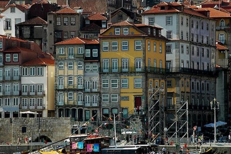 O imobiliário no centro histórico do Porto valorizou 17,1% em 2015
