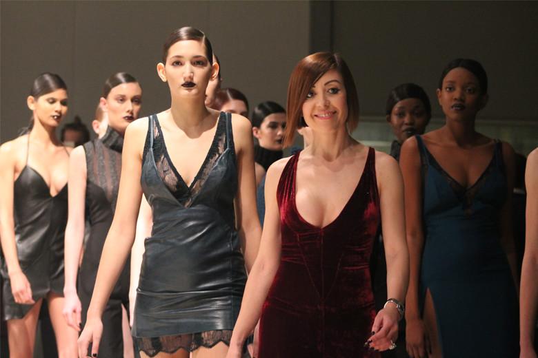 Fátima Lopes encerrou o segundo dia do Portugal Fashion