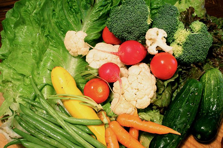 O Mercado de Primavera permite encontrar produtos biológicos e artesanais.
