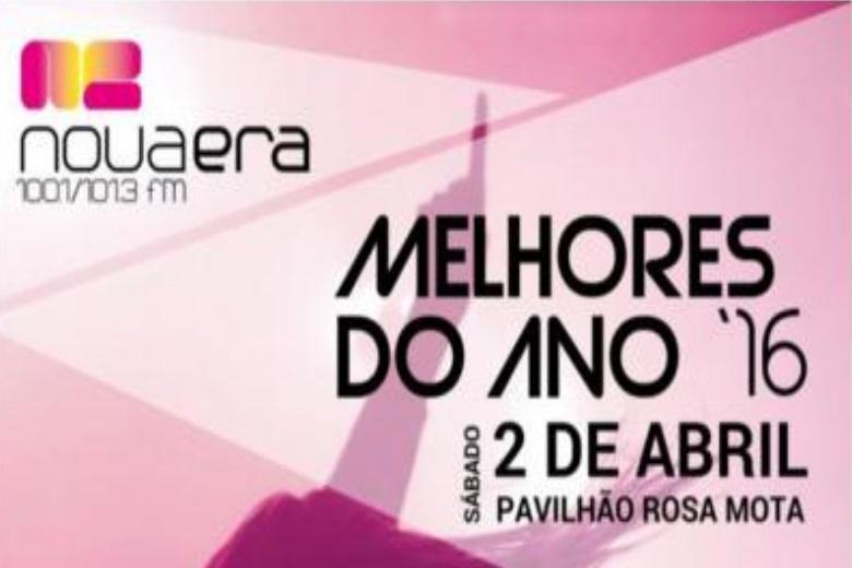 """O """"Melhores do Ano"""", evento da Rádio Nova Era já vai na 19ª edição"""