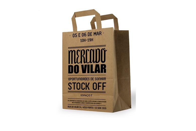 O Espaço T promove o Mercado do Vilar nos dias 5 e 6 de março