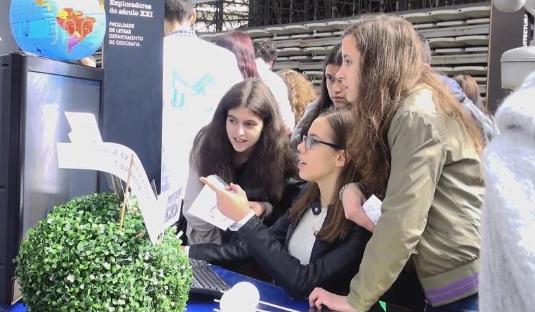 A 14ª edição da Mostra da Universidade do Porto realizou-se entre os dias 17 e 20 de março