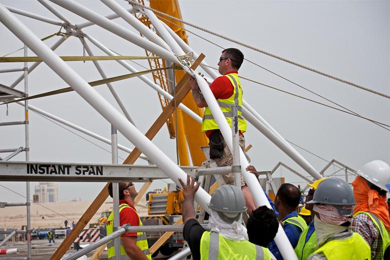 Amnistia acusa FIFA de indiferença perante a exploração de trabalhadores no Qatar