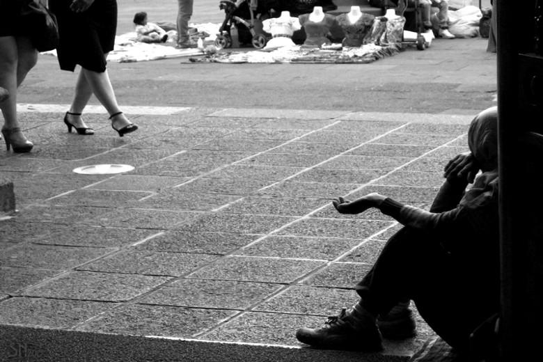 Em Portugal, a pobreza e a exlusão social têm vindo a aumentar