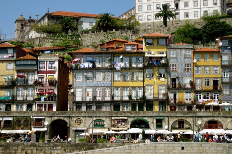 """A emblemática Ribeira do Porto está nomeada na categoria de """"Melhor Atração Turística"""""""