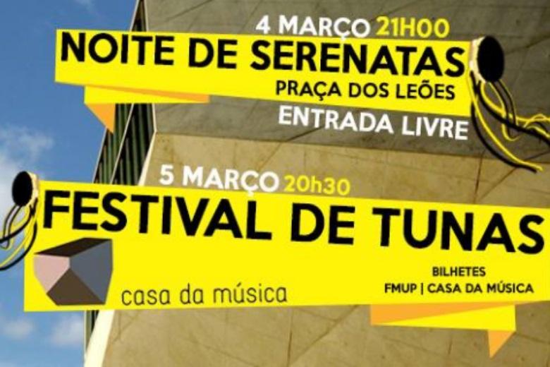 """""""III Noites de Ronda"""" vai estar hoje na Praça dos Leões e amanhã na Casa da Música"""