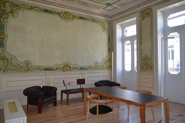 A Sala dos Arquitetos é exclusiva para os profissionais