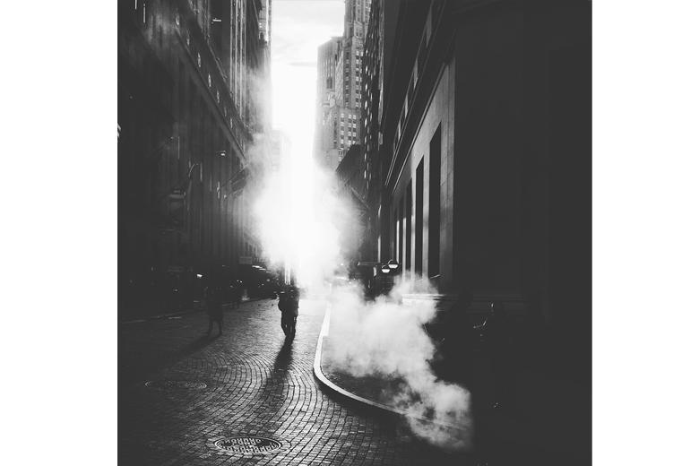 """""""Wake up Wall St."""", Miguel Brochado, Nova Iorque, EUA, 2016"""