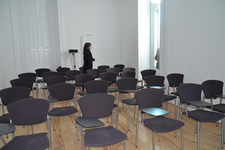 A nova sede da OASRN conta com várias salas de formação