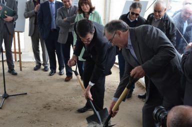 Esta sexta-feira foram inauguradas as primeiras obras no bairro São João de Deus, em Campanhã