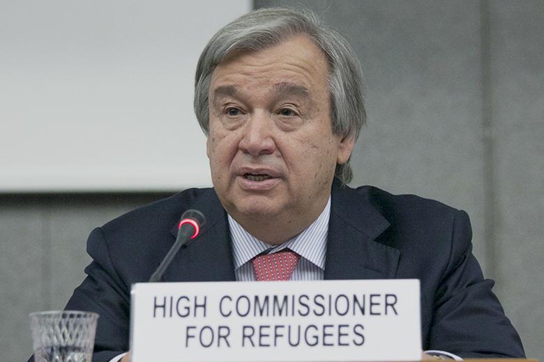 Após ter exercido o cargo de alto comissário das Nações Unidas para os Refugiados, António Guterres pode ser agora secretário-geral da ONU
