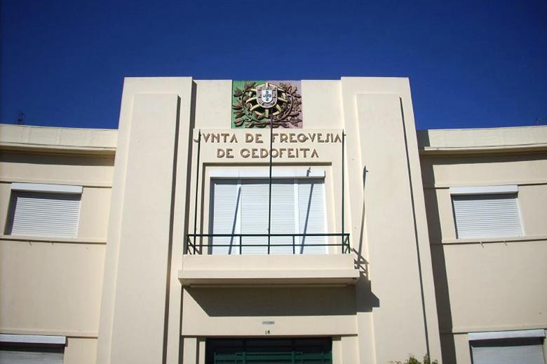 O edifício da Junta de Freguesia de Cedofeita seria a nova esquadra da PSP desta freguesia