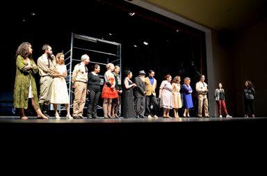 A 37ª edição dos Encontros de Teatro de Escola aconteceu em Vila Nova de Gaia e juntou centenas de alunos