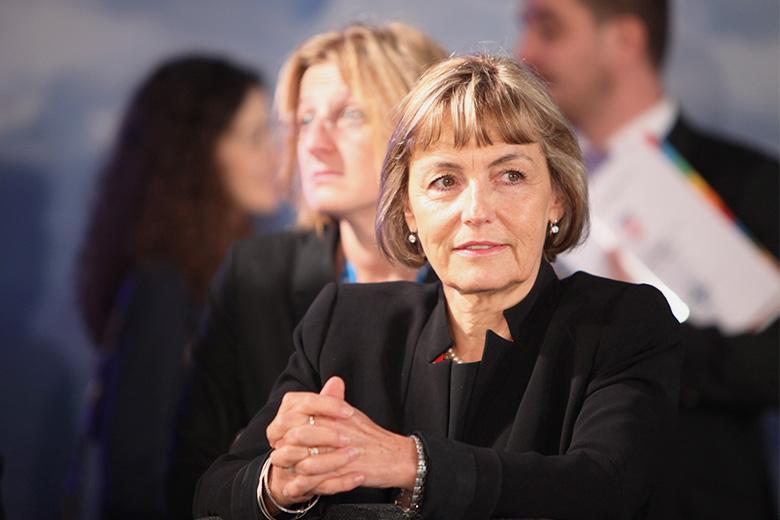 Vesna Pusić pode ser a primeira mulher a assumir a função de secretária-geral da ONU