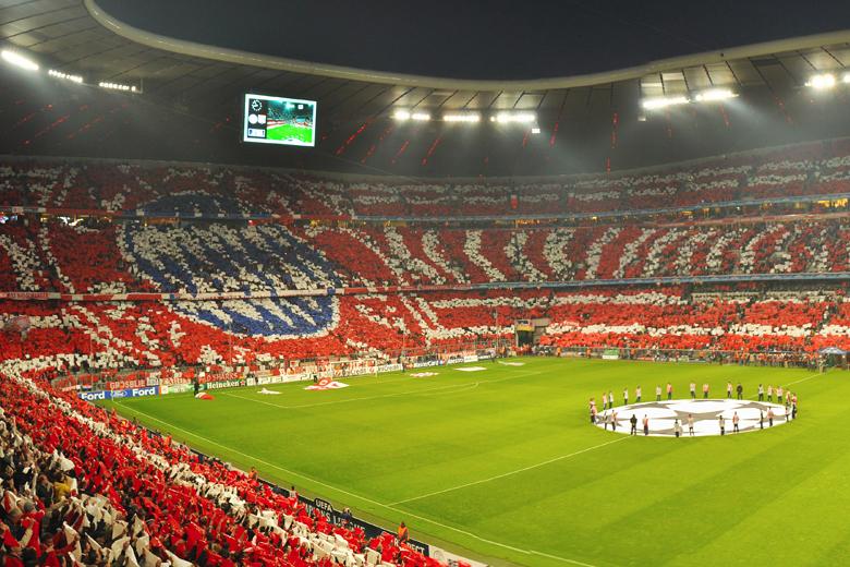 Espera-se casa cheia no Allianz Arena, em Munique