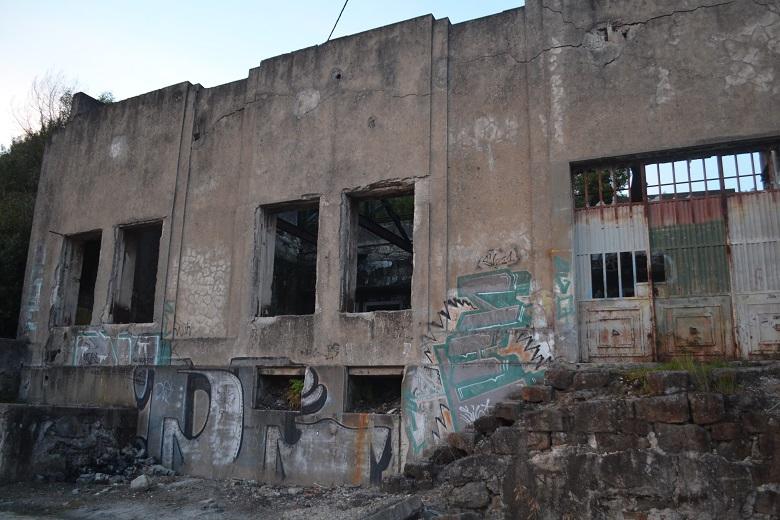 Os sítios abandonados são os mais apetecíveis para os fenómenos paranormais