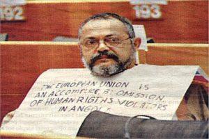 Luiz no 60º aniversário da Declaração Universal dos Direitos Humanos